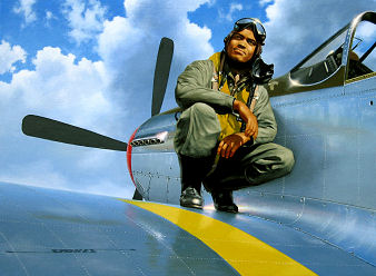 Tuskegee Airman Bob Williams