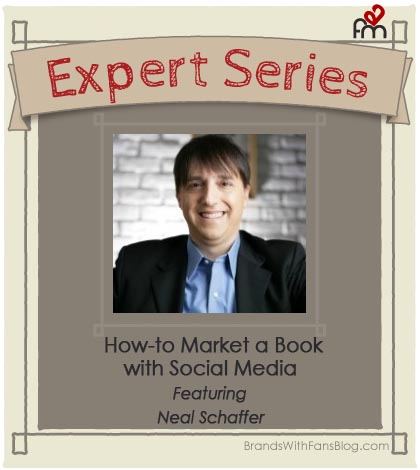 social media book marketing with neal schaffer