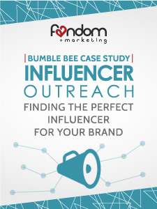 influencer outreach case study