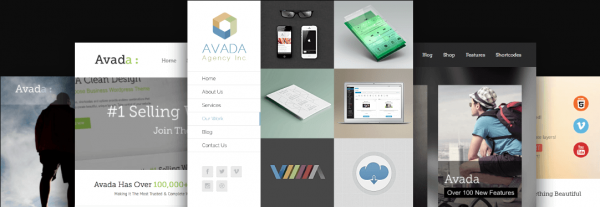 Avada Theme and top ten wordpress themes for business