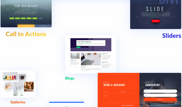 Divi and 10 of the best wordpress themes for business